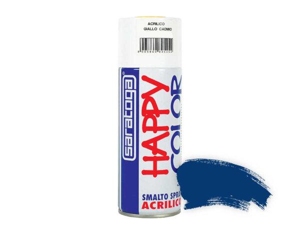Акрилен спрей RAL5017 HappyColor - 400ml