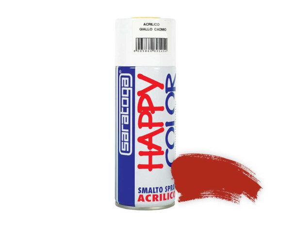 Акрилен спрей RAL3000 HappyColor - 400ml