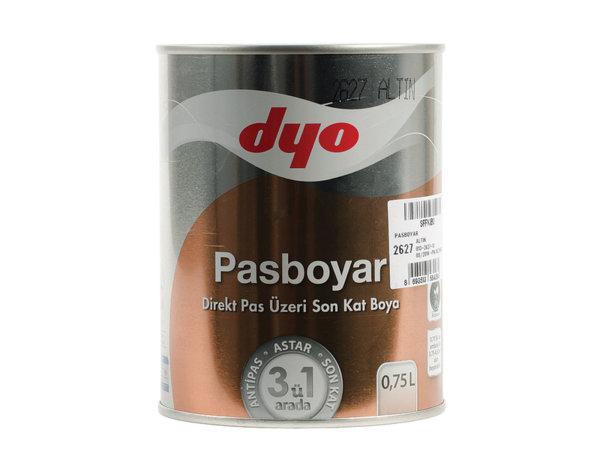 Боя Pasboyar 3 в 1 - 750 ml, различни цветове