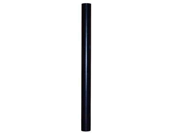 Черна тръба - 80cm