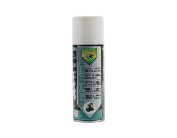 Спрей за контактни платки RIATTIVA CONTATTI - 400ml