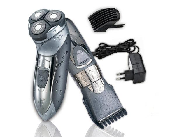 Машинка за подстригване и самобръсначка SP-1815-AX