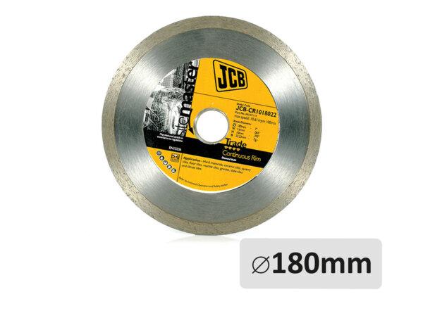Диамантен диск за керамика - ø180mm x ø22.2mm