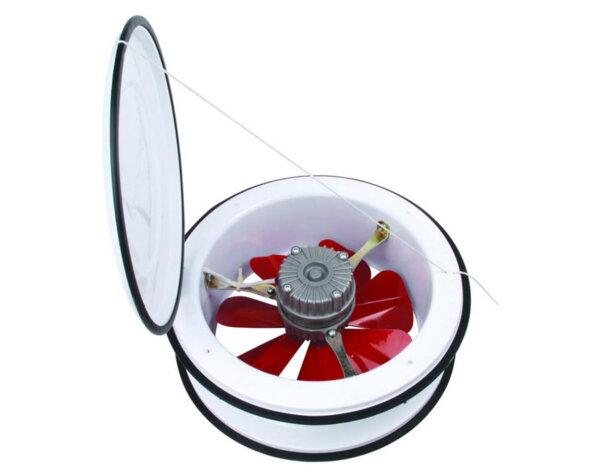 Вентилатор с клапа HL962