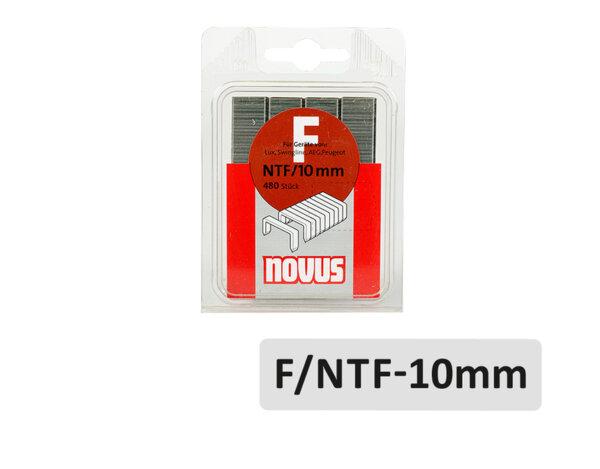 Скоби за такер F/NTF - 480 броя
