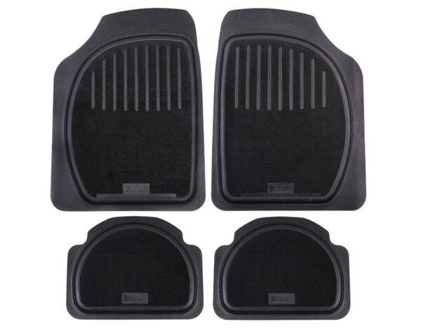Универсални стелки за автомобил с аромат на лимон - 4 броя