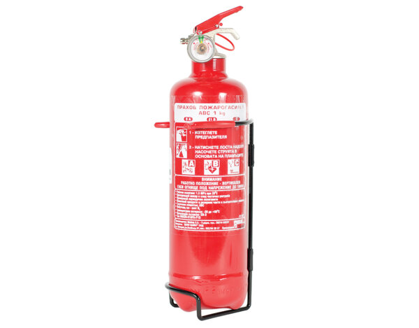 Прахов пожарогасител ABC - 3kg