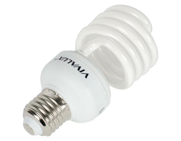 Енергоспестяваща спираловидна крушка - 23W/E27/6400K