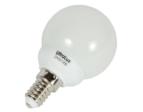 Енергоспестяваща крушка топка - 8W/E14/4000K