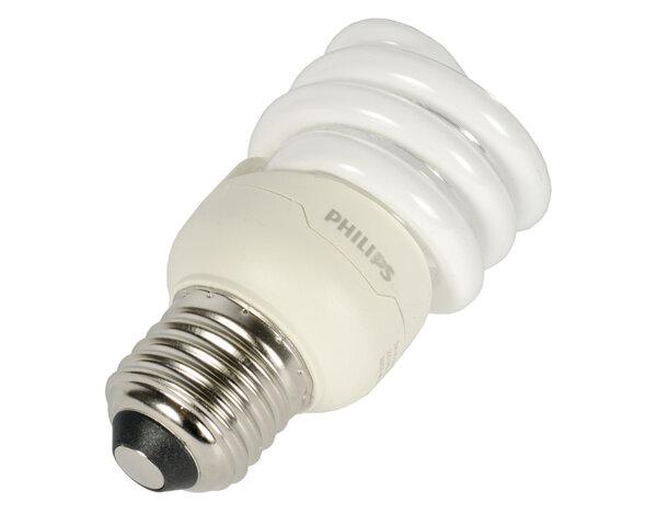 Енергоспестяваща спираловидна крушка - 12W/E27/6500K