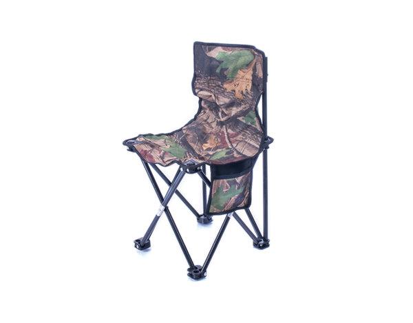 Сгъваем стол - камуфлажен