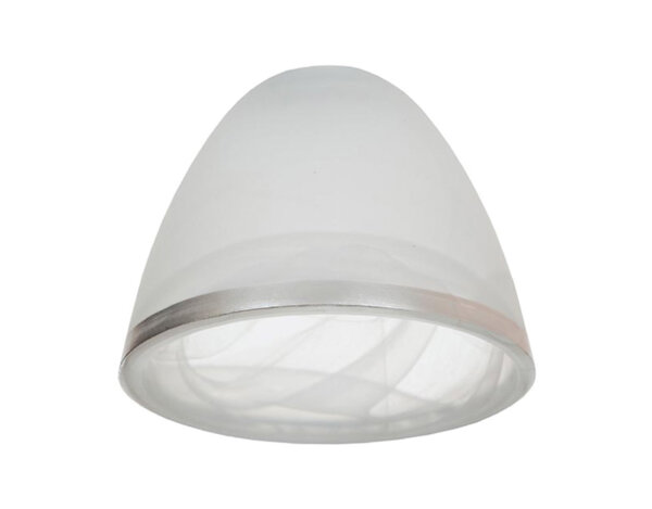 Пенделно стъкло 106-C-ALB YALDIZ WHITE