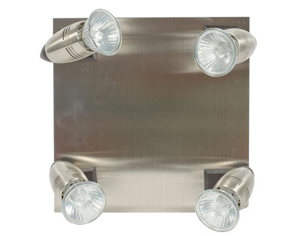Стенна спот лампа - 4xGU10/50W