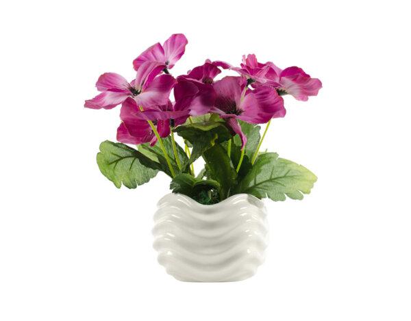 Декоративно цвете в саксия KR1786