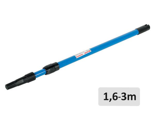Телескопичен метален удължител - 1.6m - 3m