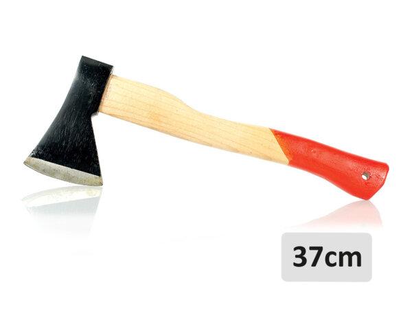 Брадва с дървена дръжка - 37см
