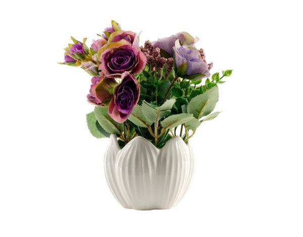 Декоративно цвете в саксия KR1512