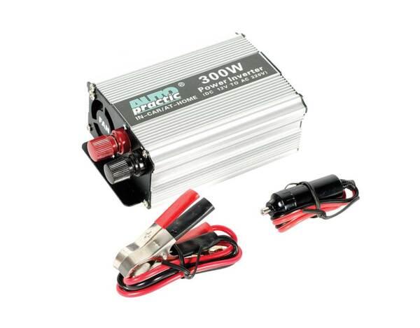 Конвертор - 12V-220V/300W