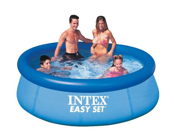 Надуваем басейн Easy Set - различни размери