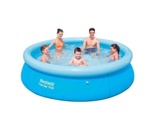 Надуваем басейн - различни размери