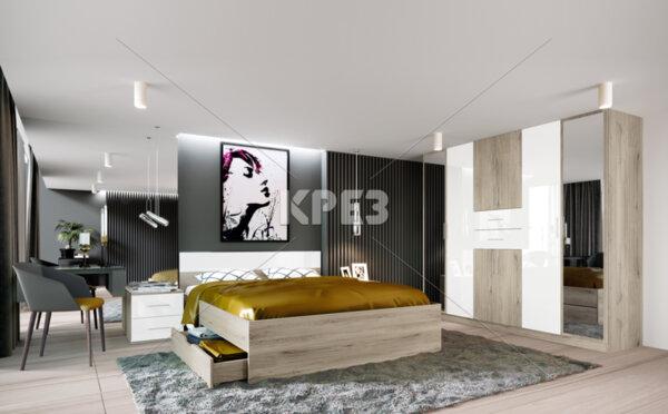 Спален комплект City 7033
