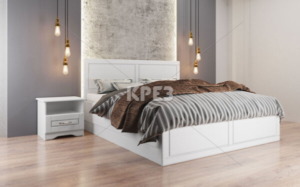 Легло Romance - с нощни шкафчета