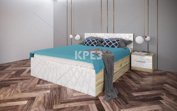 Легло Stilisimo - с нощни шкафчета