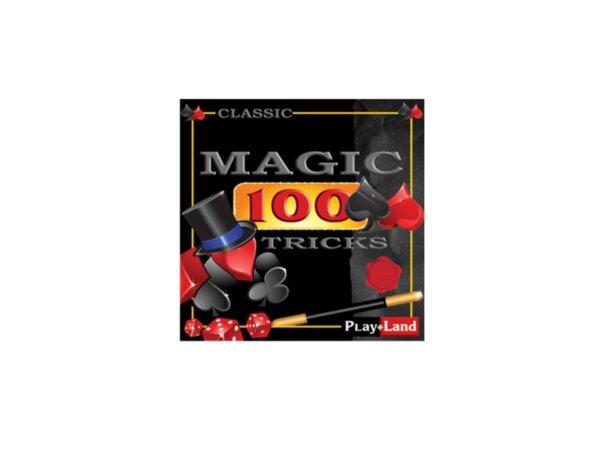 """Занимателна игра """"Магии със 100 трика"""""""