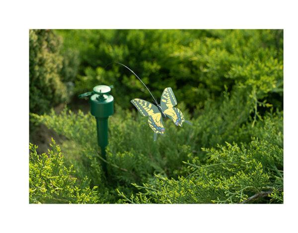 Соларна пеперуда, пърхаща - за декорация на саксии/градина