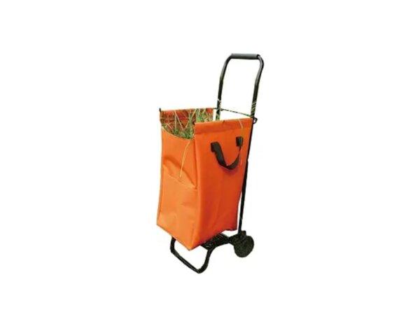 Градински кош, количка - 40 l/15 kg