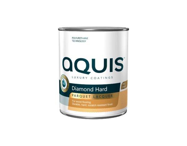 Полиуретанов лак за паркет Aquis - 650 ml