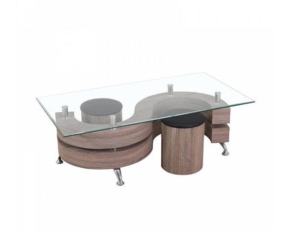 Холна маса с табуретки Nina II