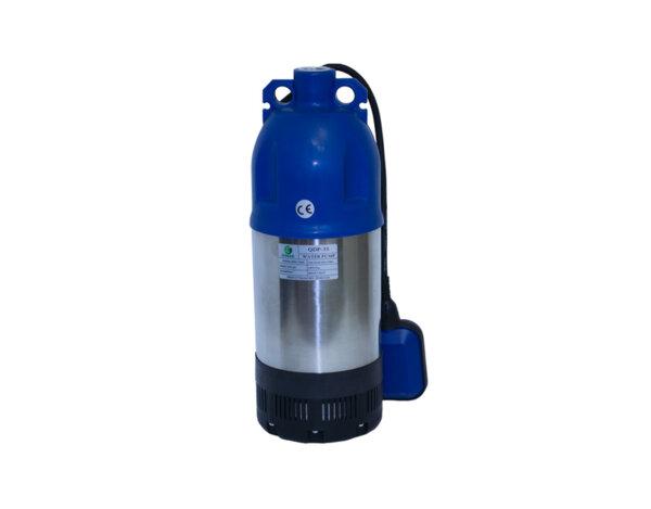 Потопяема помпа за мръсна вода, за кладенец - 1000 W