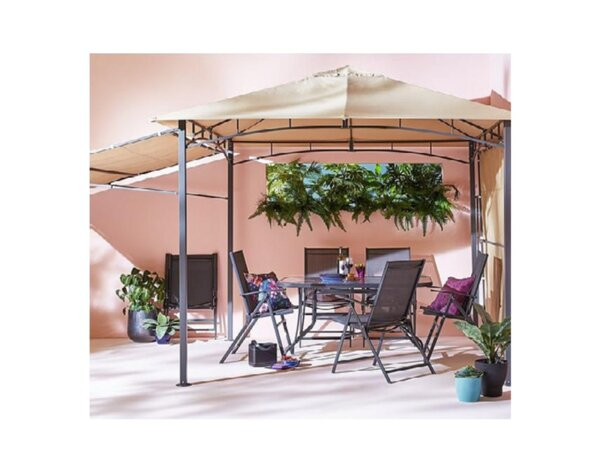 Градинска шатра със сенник - 3.3 х 2.70 x 3.3 m