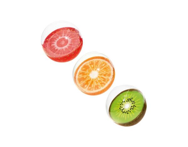 """Надуваема топка """"Плодове"""" - 46 cm"""
