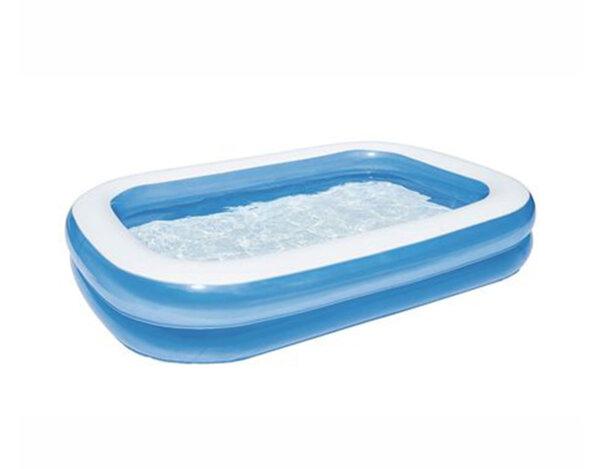 Надуваем басейн - 262 х 175 х 51 cm