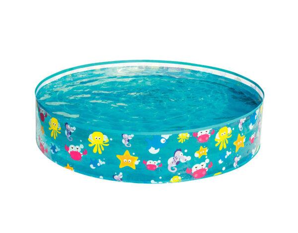 "Детски басейн ""Морски животни"" - 122 х 25 cm"