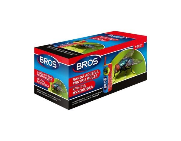 Ролка + лепило против летящи насекоми - 4 бр.