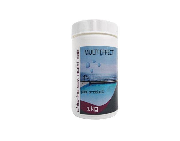 Мултифункционални таблетки за басейн - 1 kg