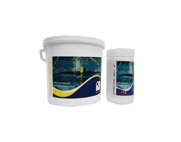 Бърз хлор - гранула, 1 kg