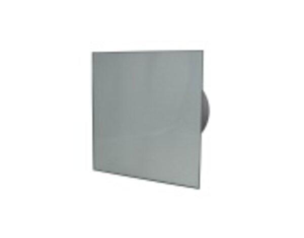 Квадратен вентилатор - стъклена плоча, 13 W, различни цветове