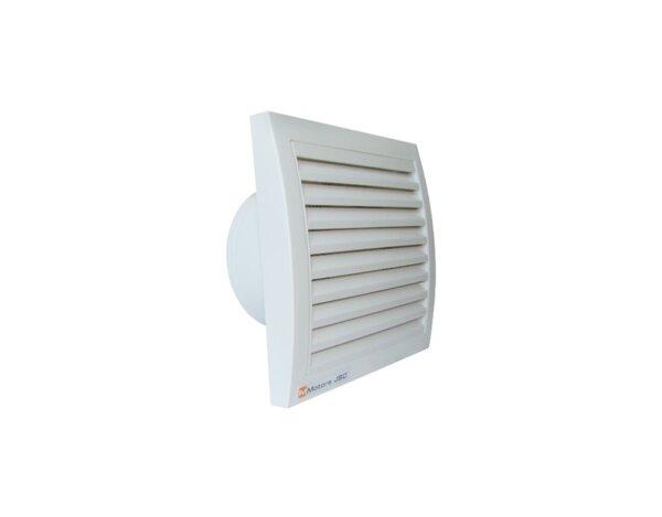 Квадратен вентилатор ММ 100 - намалена дължина