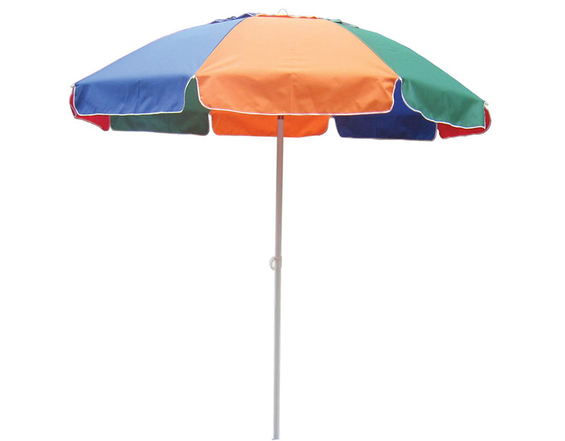 Плажен чадър -  ø190 x 210 cm
