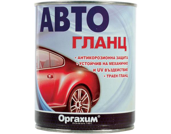 Автогланц - 750 ml, различни цветове