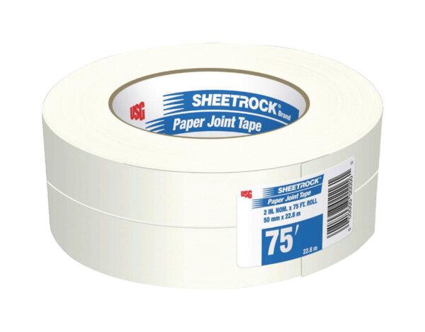 Хартиена лента Sheetrock - различна дължина