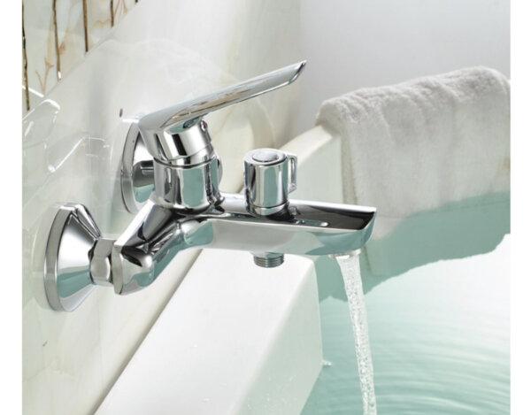 Смесител за вана и душ Danista Lead Free