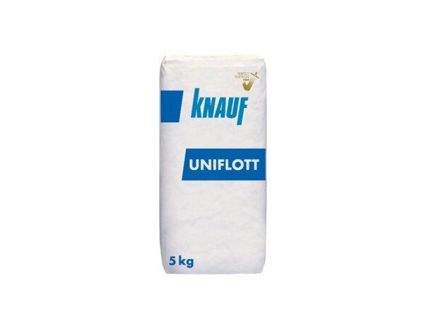 Гипсова шпакловка Uniflott, фина - 5 kg