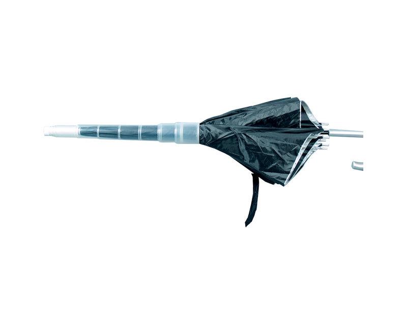 Чадър с пластмасов предпазител - ø97 x 61 cm