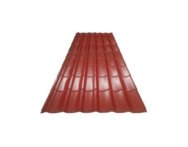Метален покрив Standard - 1.15 x 1.2 m, 1.38 m², различни цветове