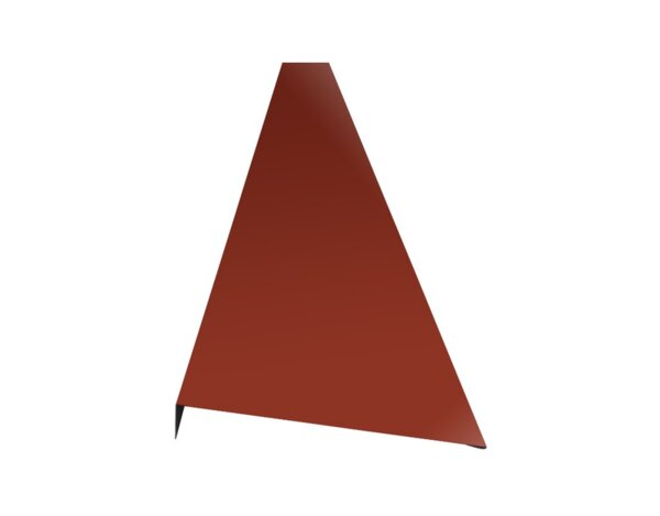 Покриващ профил - 0.5 mm x 2 m, различни цветове